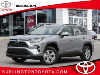 New 2021 Toyota RAV4 XLE AWD for sale in Burlington, ON