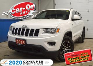 Used 2015 Jeep Grand Cherokee TRAIL RATED 4X4 | TOW PKG | SUPER CLEAN for sale in Ottawa, ON