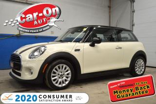 Used 2016 MINI 3 Door COOPER | LEATHER | PANO ROOF for sale in Ottawa, ON