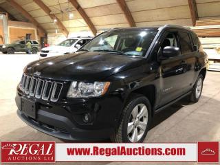 Used 2012 Jeep Compass North 4D Utility FWD for sale in Calgary, AB