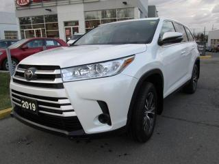 Used 2019 Toyota Highlander LE for sale in Gloucester, ON