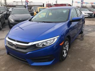 Used 2016 Honda Civic LX for sale in Gloucester, ON
