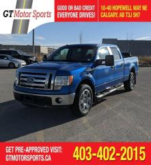 Used 2009 Ford F-150 XLT | 4x4 |  $0 DOWN - EVERYONE APPROVED! for sale in Calgary, AB