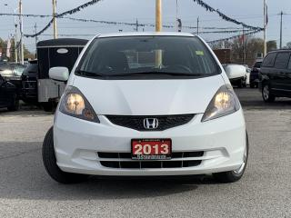 Used 2013 Honda Fit for sale in London, ON