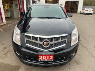 Used 2012 Cadillac SRX Premium for sale in Hamilton, ON