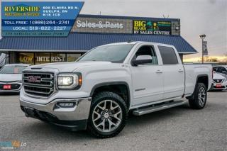 Used 2017 GMC Sierra 1500 SLE Z71 - Heated Seats - Backup Cam for sale in Guelph, ON