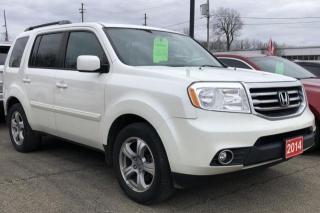 Used 2014 Honda Pilot EX-L for sale in Brockville, ON