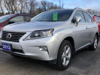 Used 2013 Lexus RX 350 for sale in Brockville, ON