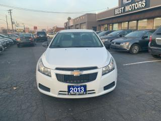 Used 2013 Chevrolet Cruze LS for sale in Hamilton, ON