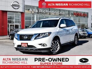 Used 2016 Nissan Pathfinder SL Prem. Tech   Bose   Navi   360 CAM   Pano   BSW for sale in Richmond Hill, ON