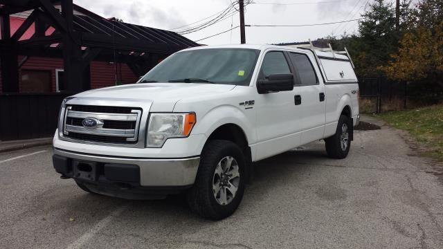 2013 Ford F-150 XLT SUPERCREW 6.5-FT
