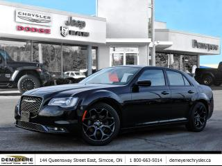 Used 2019 Chrysler 300 S | LEATHER | SUNROOF | NAVIGATION for sale in Simcoe, ON