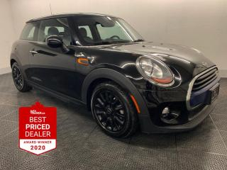 Used 2016 MINI Cooper Hardtop 3dr HB *NAVIGATION - PANORAMIC - HEATED SEATS* for sale in Winnipeg, MB