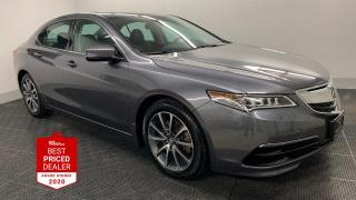 Used 2017 Acura TLX SH-AWD V6 TECH PKG *NAVIGATION - REMOTE START* for sale in Winnipeg, MB