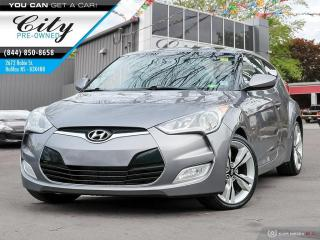 Used 2013 Hyundai Veloster w/Tech for sale in Halifax, NS