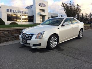 Used 2013 Cadillac CTS for sale in Church Point, NS