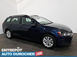 Used 2017 Volkswagen Golf Sportwagen Trendline + AIR CLIMATISÉ - Caméra de Recul for sale in Laval, QC