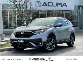 Used 2020 Honda CR-V SPORT 4WD for sale in Markham, ON