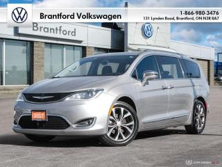 Used 2017 Chrysler Pacifica Limited for sale in Brantford, ON
