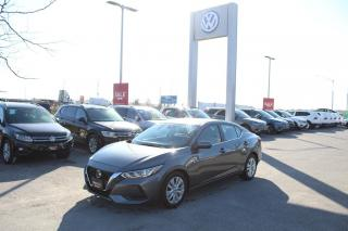 Used 2020 Nissan Sentra 2.0L CVT for sale in Whitby, ON