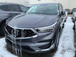 New 2021 Acura RDX Tech for sale in Maple, ON