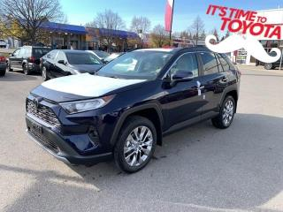 New 2021 Toyota RAV4 RAV4 AWD LIMITED RAV4 Limited AWD for sale in Mississauga, ON