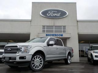 Used 2019 Ford F-150 Limited  for sale in Mount Brydges, ON