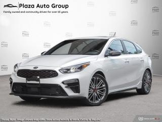 New 2021 Kia Forte5 GT for sale in Orillia, ON