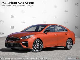 New 2021 Kia Forte GT Limited DCT for sale in Orillia, ON