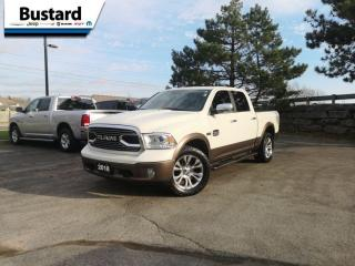 Used 2018 RAM 1500 Longhorn 4x4 Crew Cab 5'7 Box | Sunroof | Navi | for sale in Waterloo, ON
