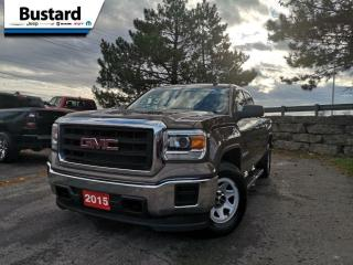 Used 2015 GMC Sierra 1500 4WD Double Cab 143.5 | A/C | Certified! for sale in Waterloo, ON