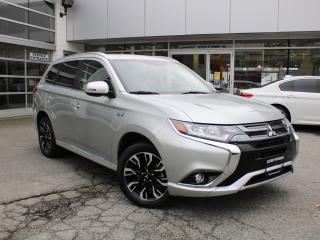 Used 2018 Mitsubishi Outlander Phev SEL Leather Sunroof for sale in Surrey, BC