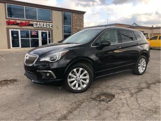 Used 2016 Buick Envision AWD Leather Panoramic Roof Navigation Back Up Cam for sale in St Catharines, ON