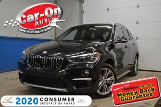 Used 2017 BMW X1 xDrive28i | PANO ROOF | SPORT LEATHER SEAT UPGRADE for sale in Ottawa, ON
