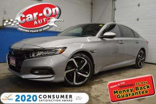 Used 2019 Honda Accord Sport | LEATHER | SUNROOF | REMOTE STARTER for sale in Ottawa, ON
