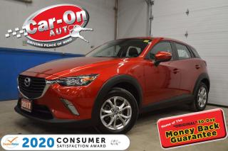 Used 2017 Mazda CX-3 GS LOADED | PUSH BUTTON | ALLOYS | HEATED SEATS | for sale in Ottawa, ON