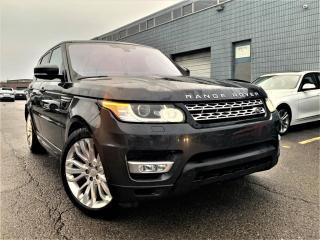 Used 2016 Land Rover Range Rover Sport 4WD 4dr V6 HSE for sale in Brampton, ON