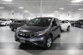 Used 2016 Honda CR-V LX I REAR CAM I HEATED SEATS I POWER OPTIONS I KEYLESS ENTRY for sale in Mississauga, ON