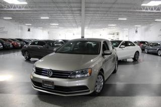 Used 2016 Volkswagen Jetta TSI I REAR CAM I HEATED SEATS I POWER OPTIONS I BLUETOOTH for sale in Mississauga, ON