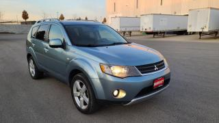 Used 2007 Mitsubishi Outlander 2WD 4dr XLS for sale in Mississauga, ON