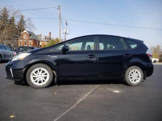 Used 2012 Toyota Prius V 5DR HB for sale in Stoney Creek, ON