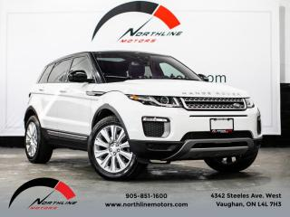 Used 2017 Land Rover Evoque SE|Navigation|Pano Roof|Camera|Heated Leather for sale in Vaughan, ON