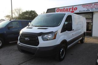 Used 2017 Ford Transit 250 Sold for sale in Mississauga, ON