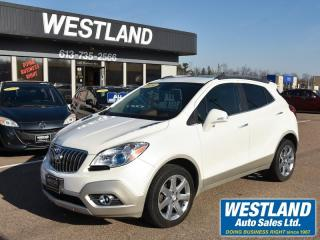 Used 2014 Buick Encore for sale in Pembroke, ON