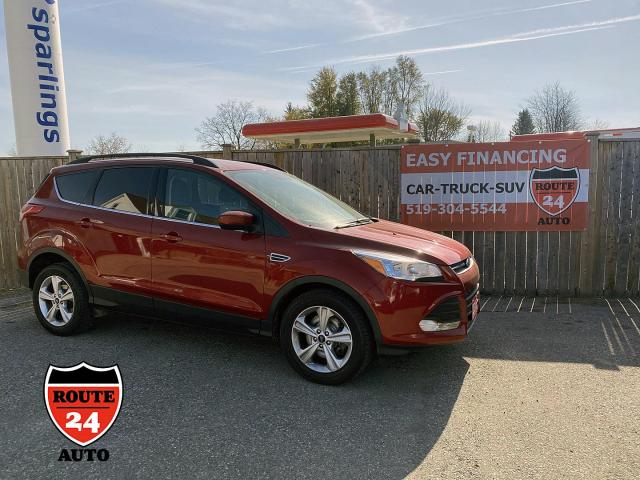 2015 Ford Escape SE 2.0L 4 Cylinder Turbo,power rear tailgate,call/text 519-732-7478