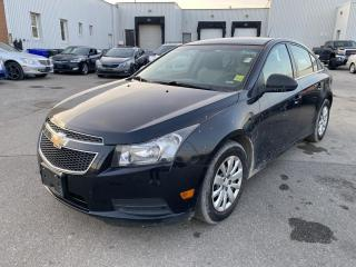 Used 2011 Chevrolet Cruze 1LS for sale in Oakville, ON