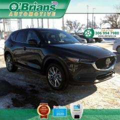 Used 2020 Mazda CX-5 GT for sale in Saskatoon, SK