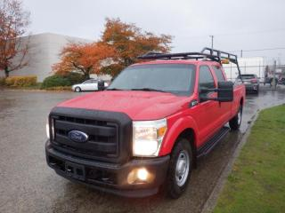 Used 2013 Ford F-350 SD XL Crew Cab 2WD for sale in Burnaby, BC