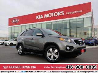 Used 2013 Kia Sorento EX | AWD | 1 OWNER | ACDNT FREE | PANO ROOF | 71K for sale in Georgetown, ON