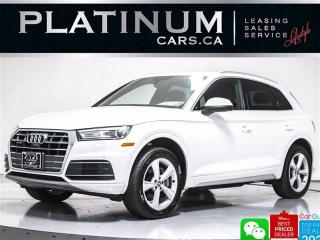 Used 2018 Audi Q5 2.0T Quattro Progressiv, AWD, NAV, PANO, HEATED for sale in Toronto, ON
